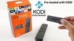 Fire TV Stick Streaming Media Player Alexa Voice Remote - Kodi XBMC
