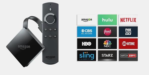 Amazon Fire Tv Box 3rd Gen 4k Ultra Hd Streaming Media Player Kodi