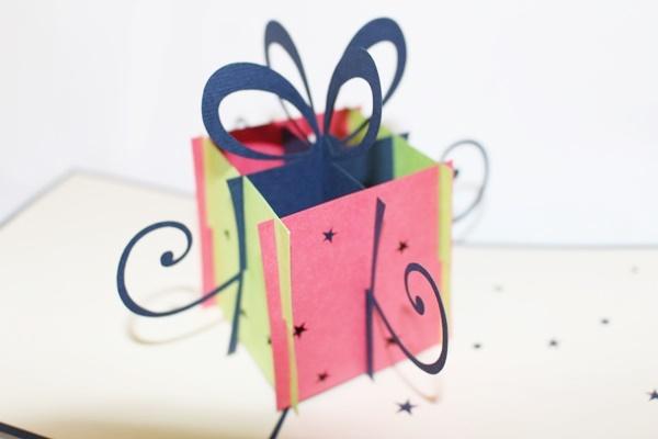 3d birthday gift box blue greeting card gas0002 quick view m4hsunfo