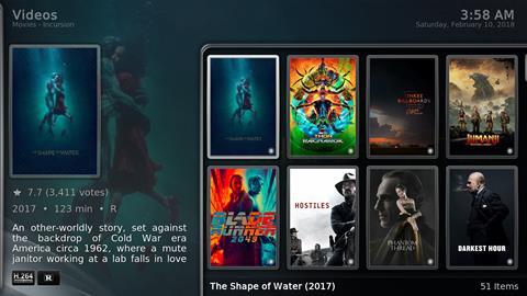 Kodi Movies 2
