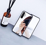Crystal Mirror Shockproof Slim Cover Case Samsung Galaxy Note 10 or Note 10 Plus