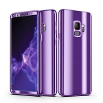 360 Plating Phone Case Slim Mirror Full Coverage Samsung Galaxy Note 9