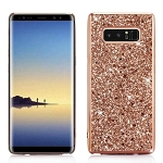 Glitter Bling Diamond Soft Rubber Case Cover Samsung Galaxy S10 / S10 Plus / S10 Edge