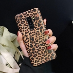 Leopard Print Pattern Wildcat Series Soft Rubber Case Cover Samsung Galaxy S10 / S10 Plus / S10 Edge