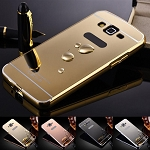 Mirror Aluminum Metal Bumper Case Samsung Galaxy S7 or S7 Edge