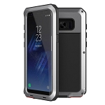 Gorilla Aluminum Alloy Heavy Duty Shockproof Case Samsung Galaxy S8 or S8 Plus