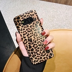 Leopard Print Pattern Wildcat Series Soft Rubber Case Cover Samsung Galaxy S8 or S8 Plus