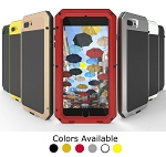 Gorilla Glass Aluminum Alloy Heavy Duty Shockproof Case Apple iPhone 5 or 5s