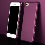 Bling Diamond Shiny Bumper Soft Silicon Case Apple iPhone 7 or 7 Plus