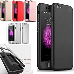 360 Plating Phone Case Slim Mirror Full Coverage Apple iPhone SE 2020 (Gen2)