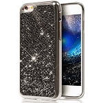Glitter Bling Diamond Soft Rubber Case Cover Apple iPhone X, XS, XR, or XS Max