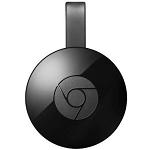Google Chromecast 2015 Digital HD Media Streamer 2 (Black)