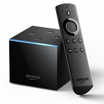 Amazon Fire TV Cube with Alexa Voice Remote Jailbroken Unlocked Fully Loaded