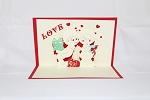 3D Love Couple (Low Quality), Greeting Card, GAS_0038