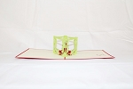 3D Love Couple In Box, Greeting Card, GAS_0045