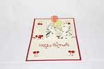 3D Birthday 101 Dalmatians, Greeting Card, GAS_0056