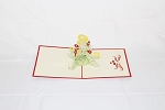 3D Flower , Greeting Card, GAS_0088