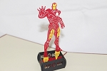 3D Iron Man, Greeting Card, GAS_0135