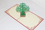 3D Wedding Tree, Greeting Card, GAS_0200
