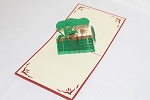 3D Zoo, Greeting Card, GAS_0212