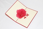 3D Rose, Greeting Card, GAS_0220