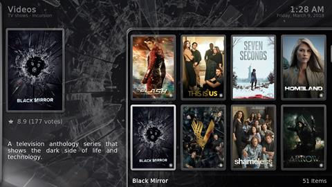 Amazon Fire TV Stick Menu 5