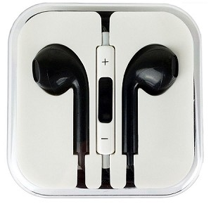 Earphones Headset Earpods Handsfree With Mic for iPhone