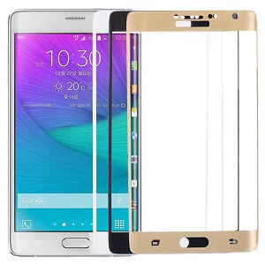 3D Temper Glass Screen Protector For Samsung Galaxy Note Edge N9150