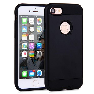 Brush Hybrid Tough Armor Heavy Duty Case Apple iPhone 5 or 5s